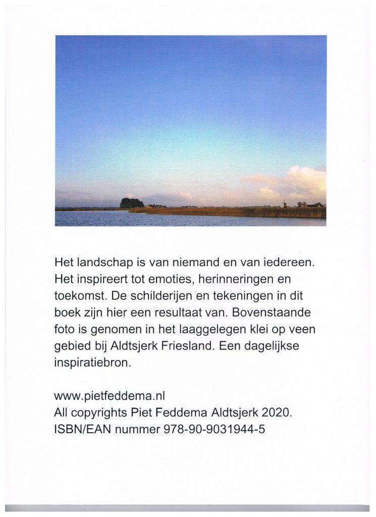 boek Landschapsbeelden